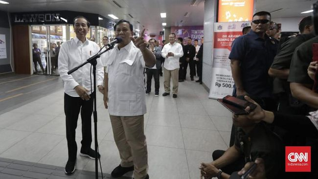 Prabowo Jadi Bahan Pembicaraan di Twitter