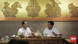Jubir BPN: Pertemuan Prabowo-Jokowi untuk Turunkan Tensi