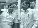 Adem! Pertemuan Jokowi & Prabowo, Tak Ada Lagi Cebong-Kampret