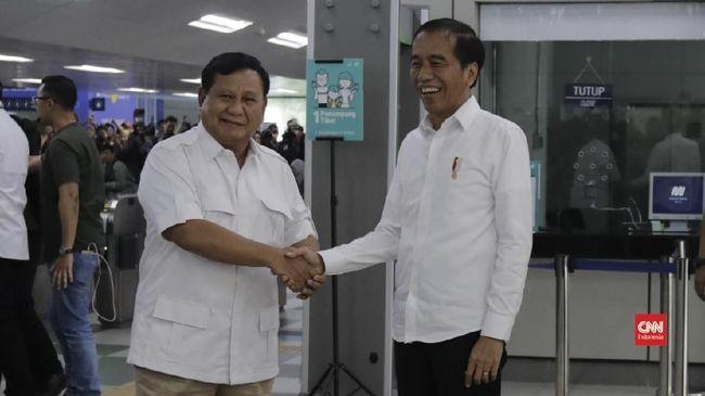 Prabowo: Saya Ada 'Toto Kromo', Ucap Selamat Harus Tatap Muka