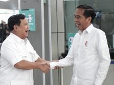 Gara-gara Bertemu Jokowi, Prabowo Ditinggalkan Pendukung 02?