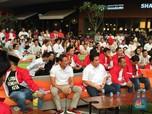Prabowo-Jokowi Meet Up, Terus Bagaimana Nasib Saham Sandiaga?