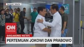 VIDEO: Pertemuan Jokowi dan Prabowo