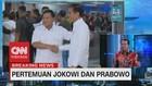 VIDEO: Pertemuan Jokowi-Prabowo