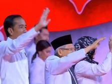Soal SDM, Jokowi Perhatikan Ibu Hamil untuk Hindari Stunting