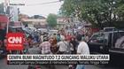 VIDEO: Gempa Bumi Magnitudo 7,2 Guncang Maluku Utara
