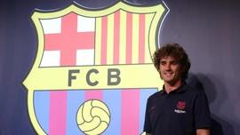 Barcelona Bantah Rekrut Griezmann Secara Ilegal dari Atletico