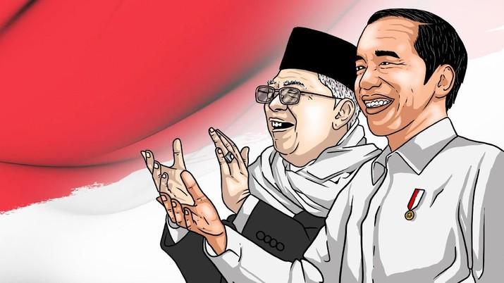 Gelontorkan Dana Desa Rp 72 T, Jokowi Ingin Jaga Daya Beli