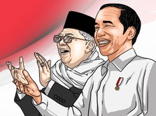 Jokowi Periode II: Ini Daftar Proyek Infrastruktur Fantastis!
