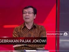 Deindustrialisasi Jadi Tantangan Jokowi
