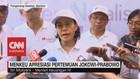 VIDEO: Menkeu Apresiasi Pertemuan Jokowi-Prabowo