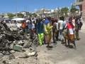 VIDEO: Serangan dan Bom di Somalia Tewaskan Puluhan Orang