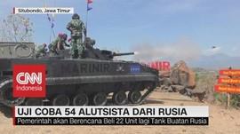 VIDEO: Latihan Perang, Uji Coba 54 Alutsista Dari Rusia