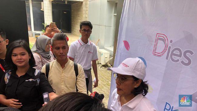 Sri Mulyani, Mahasiswa STAN Intoleran & Kata Penghianat - CNBC Indonesia