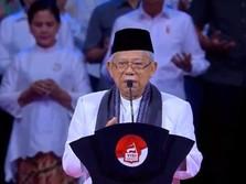 Bocoran Wapres Ma'ruf Amin: 7 Pejabat BUMN Diberhentikan!