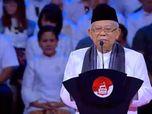 Visi Jokowi, Kyai Ma'ruf: Bukan Cuma untuk Pendukung 01