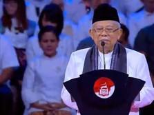 Resmi! KH Ma'ruf Amin Lepas Jabatan DPS BSM dan Muamalat
