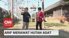 VIDEO: Arif Merawat Hutan Adat (5/5)
