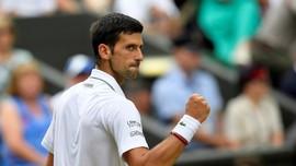 Menang Dramatis Atas Federer, Djokovic Juara Wimbledon 2019