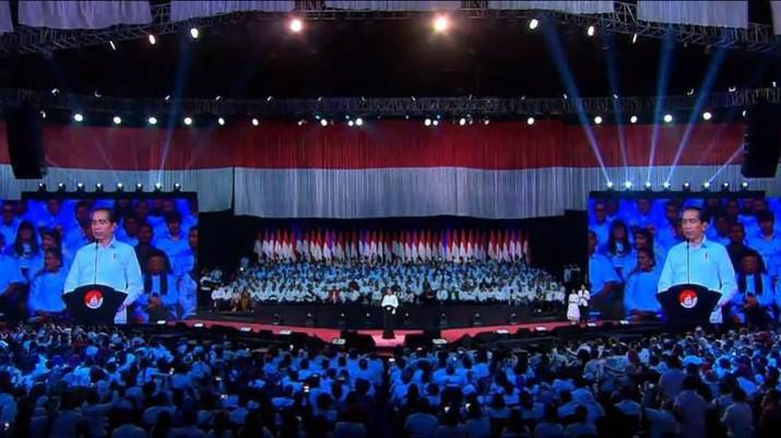 Soal Kualitas SDM, Jokowi Fokus Tingkatkan Mutu Vokasi