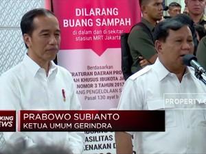Arti Penting Pertemuan Jokowi - Prabowo