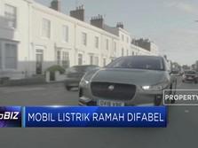 Mobil Listrik Ramah Difabel