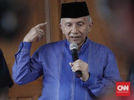 Amien Usai Bertemu Prabowo: Yang Ada Tinggal Cebong Bersayap