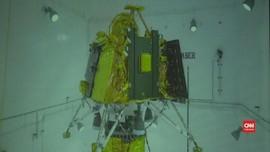 VIDEO: India Batalkan Peluncuran Misi Ke Bulan