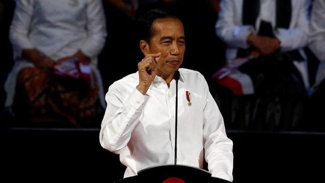Jokowi Perhatikan Suku, Agama, Parpol dalam Memilih Menteri