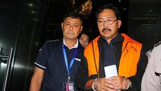 KPK: Duit Sitaan Gubernur Kepri terkait Gratifikasi Rp6,1 M