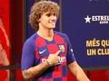 VIDEO: Griezmann Tak Sabar Bermain dengan Messi di Barcelona