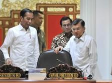 Ada Daerah 61 Hari Tanpa Hujan, Jokowi Minta Modifikasi Cuaca