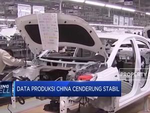 Data Produksi China Cenderung Stabil