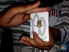 Efek dari China, Harga Emas Antam Turun Jadi Rp 653.000/gram