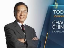 Live! Bos CTBC Bank Bicara Soal Dampak Perang Dagang