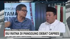 VIDEO: Isu Ratna Sarumpaet Di Panggung Debat Capres