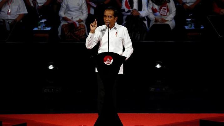 Jokowi menginginkan seorang Menteri yang lebih berani dalam mengeksekusi sebuah kebijakan penting