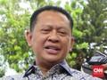 Bertemu Jokowi, Bamsoet Tak Bahas Restu Jadi Ketum Golkar
