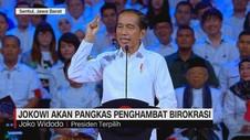 VIDEO: Jokowi Akan Pangkas Penghambat Birokrasi