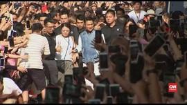 VIDEO: Andy Lau Bicarakan Narkoba saat Promosi Film