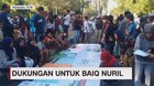 VIDEO: Dukungan untuk Baiq Nuril Terus Mengalir