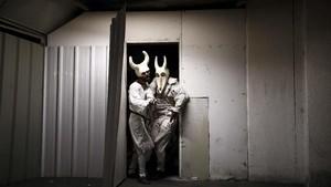 FOTO: Mimpi Tersembunyi di Terminal Bus Israel