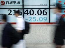 Pelemahan Yen & Nego Dagang AS-China Bawa Bursa Tokyo Menguat