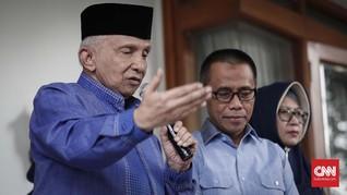 Amien Rais soal Oposisi Mulia: Jokowi <i>Mudeng</i> Demokrasi