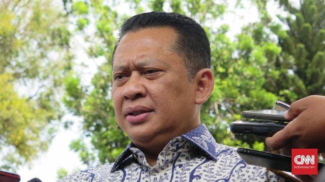 Ketua MPR Pastikan Amendemen UUD 1945 Dibahas pada 2021