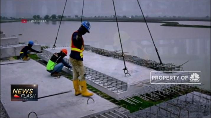 Waskita Beton Precast Kantongi 30% Target Kontrak Baru