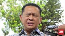 Ketua MPR: Langkah KPK Setop Kasus Tepat demi Kepastian Hukum