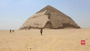 VIDEO: Benahi Pariwisata, Mesir Buka Dua Piramida