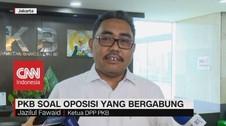 VIDEO: PKB Soal Oposisi yang Bergabung
