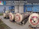 Ngeri! Semen Murah China Ubrak-Abrik Semen Lokal